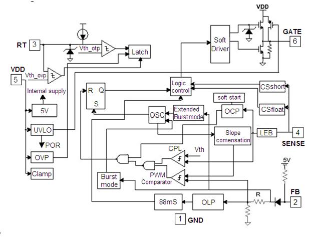 ocp8122a电路图
