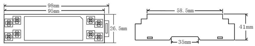 HDNA,端子型无源信号隔离器 性能综述 产品应用:HDNA端子型无源信号隔离器广泛应用于各种仪器仪表,教学设备,电力电子,工业自动化控制设备, 医疗器械, 交直流稳压电源,教学设备等将直流电信号进行隔离传送。 产品特点:精度高,稳定性好,抗干扰性能强,此产品的所有输入端、输出端或者电源上都不会相互干扰, 并且输入、输出或 电源之间都相互电隔离;产品外观大方, 小巧精致美观,品质优良,国际标准导轨安装方式,简单方便。 技术指标