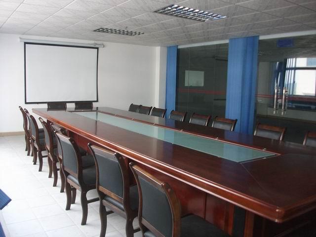 PTI公司会议室