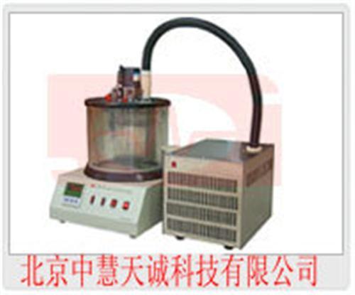 SD-265E石油产品运动粘度试验器(15~100℃)