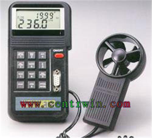 ZH7892温度计/风速计/风量计 台湾