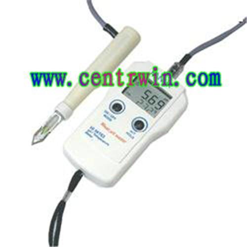 CEN/HI99163F 便携式pH测定仪/温度测定仪(肉类) 意大利