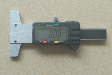 广陆汽车专用30mm轮胎花纹深度尺