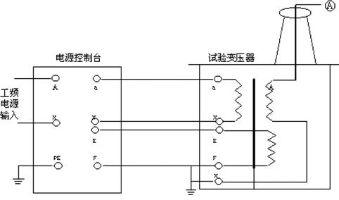 交流耐压变压器 工频交流试验变压器