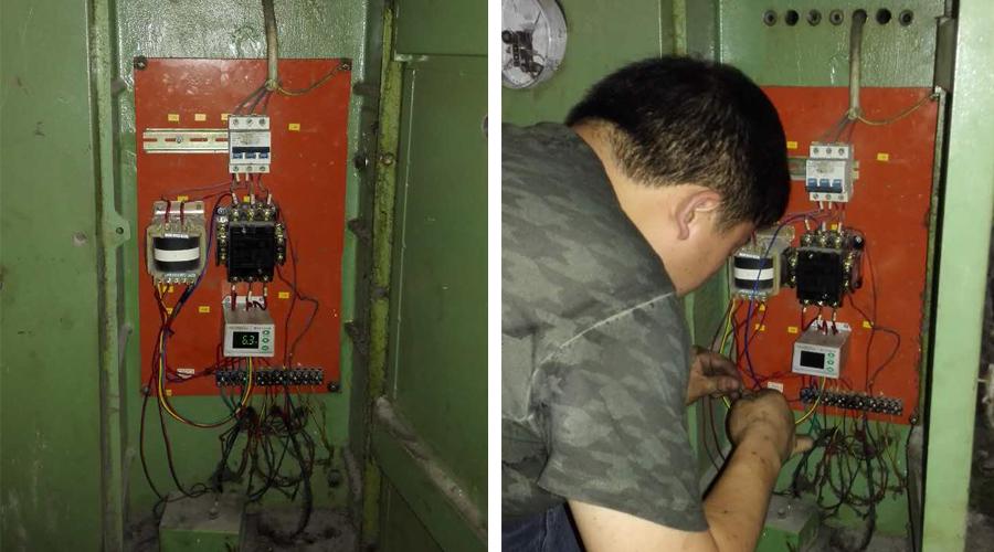 针梳机的保护问题由硕吉电机保护器来解决
