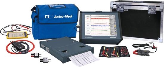 美国astro-med 8hf-hs高频记录仪