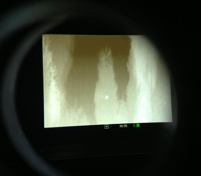 俄罗斯PULSAR脉冲星HD50S 热成像仪 11