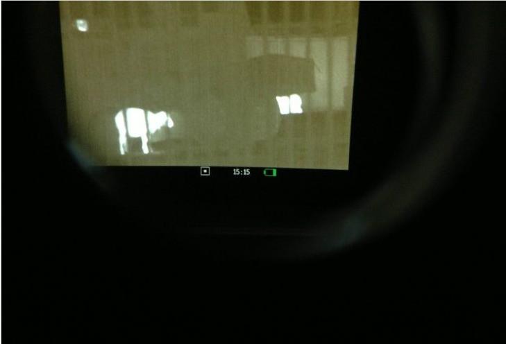 俄罗斯PULSAR脉冲星HD50S 热成像仪 15