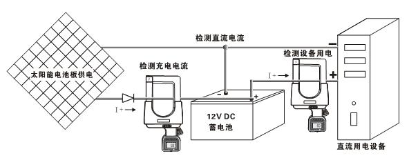 etcr7100d超大口径直流交流钳形电流表 etcr7100d