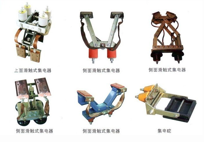 JDK1000刚体集电器上海徐吉生产
