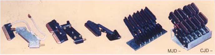 U型滑触线