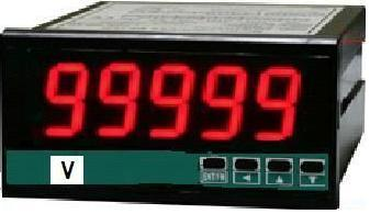 苏州迅鹏SPC-96BV型单相电压表