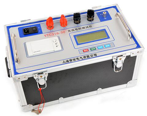 > ytc316-50直流电阻测试仪
