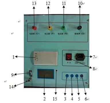 OMDW(箱式) 大地网接地电阻测试仪