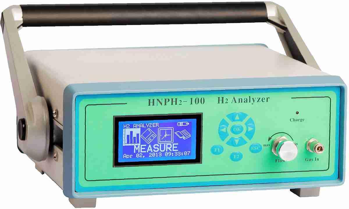 HNPH2-100便攜式氫氣純度分析儀