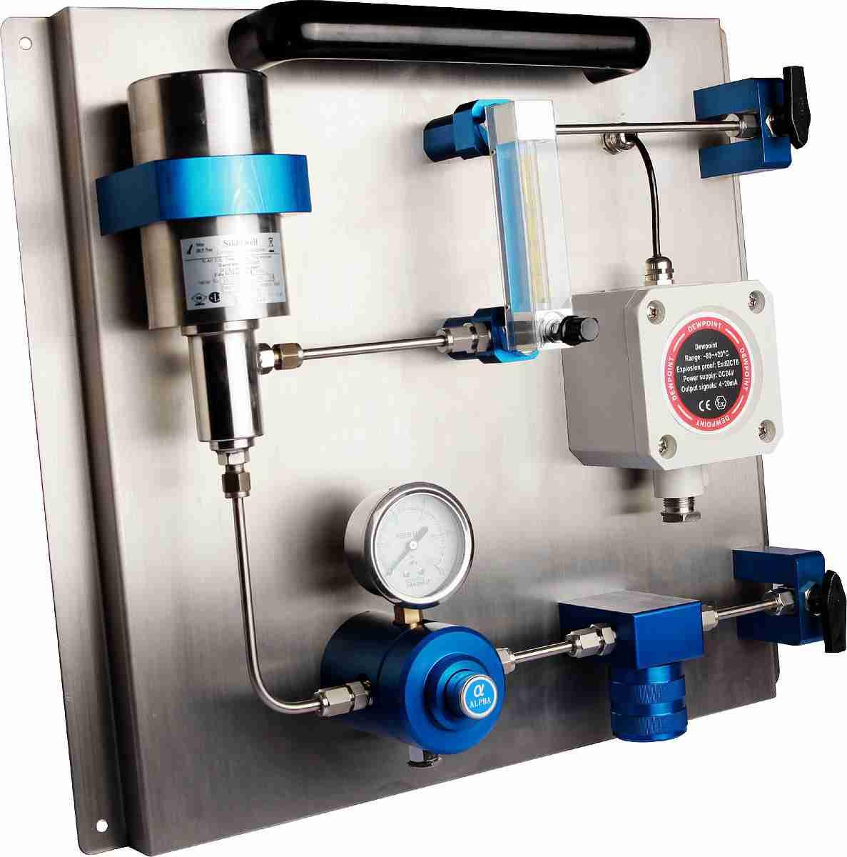 HNP-60 IS 本安型在线氢气露点分析仪