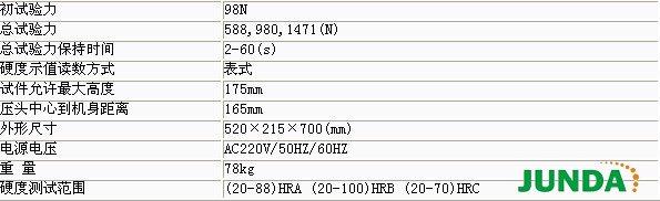 时代THR-150D电动洛氏硬度计