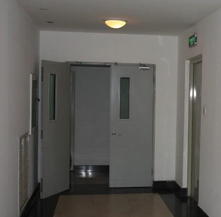 前室,合用前室,消防电梯间前室