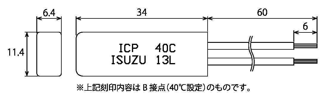 icpa100,icp恒温器系列,小型温控器,sakaguchi坂口电热