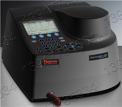 美国ORION AquaMate 7000紫外可见分光光度计测量仪