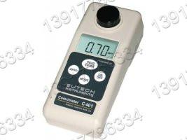 Eutech C301防水型便携式Cl/pH比色计