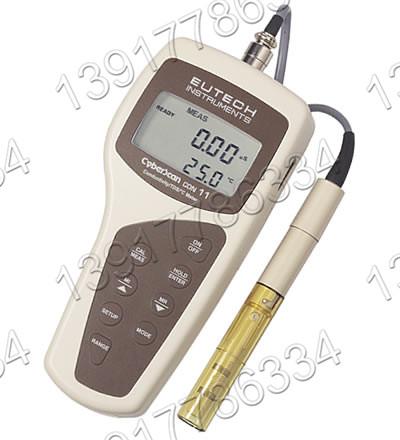CON11 Eutech防水型便携式TDS/电导率测量仪