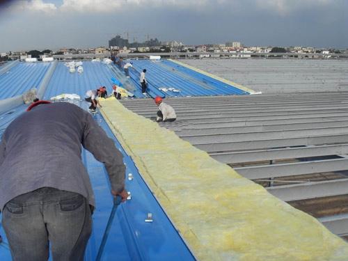 河北大城钢结构专用玻璃棉厂家