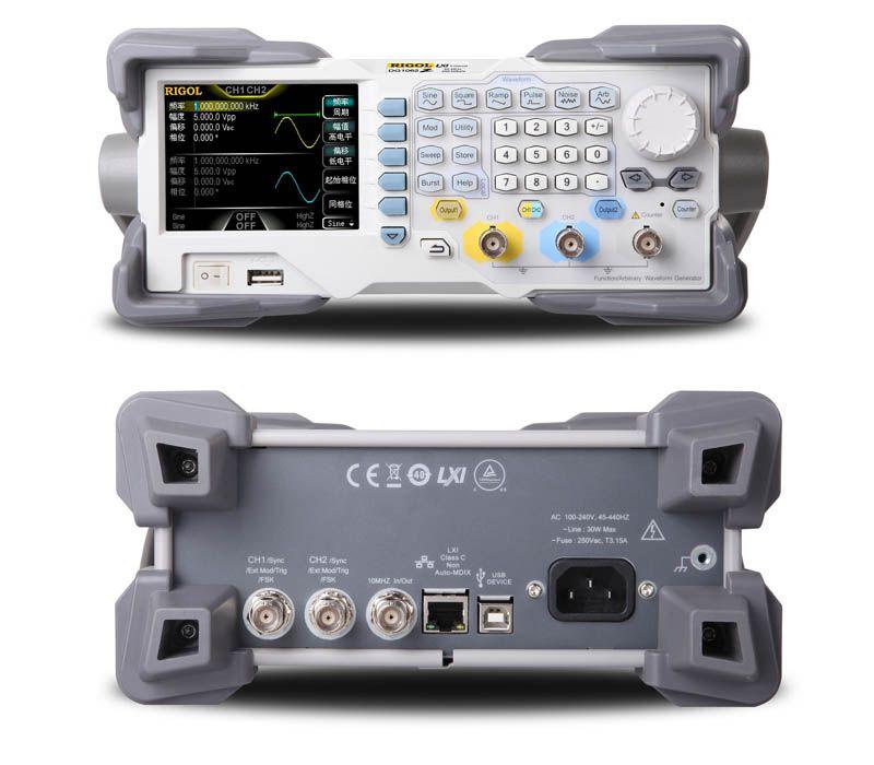 DG1000Z系列函数/任意波形发生器