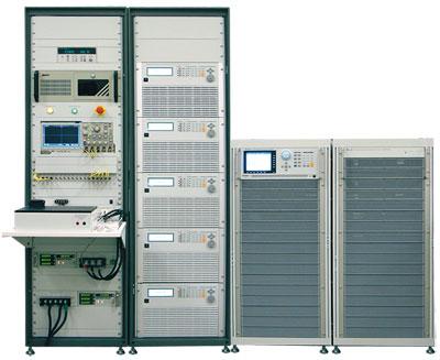 電動汽車供電設備/充電樁自動測試系統