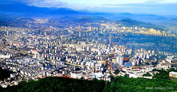 郴州市区风景图片