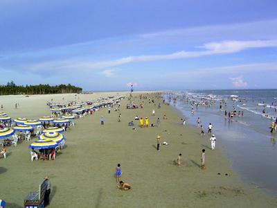 第四届北海国际海滩旅游文化节月底将举行