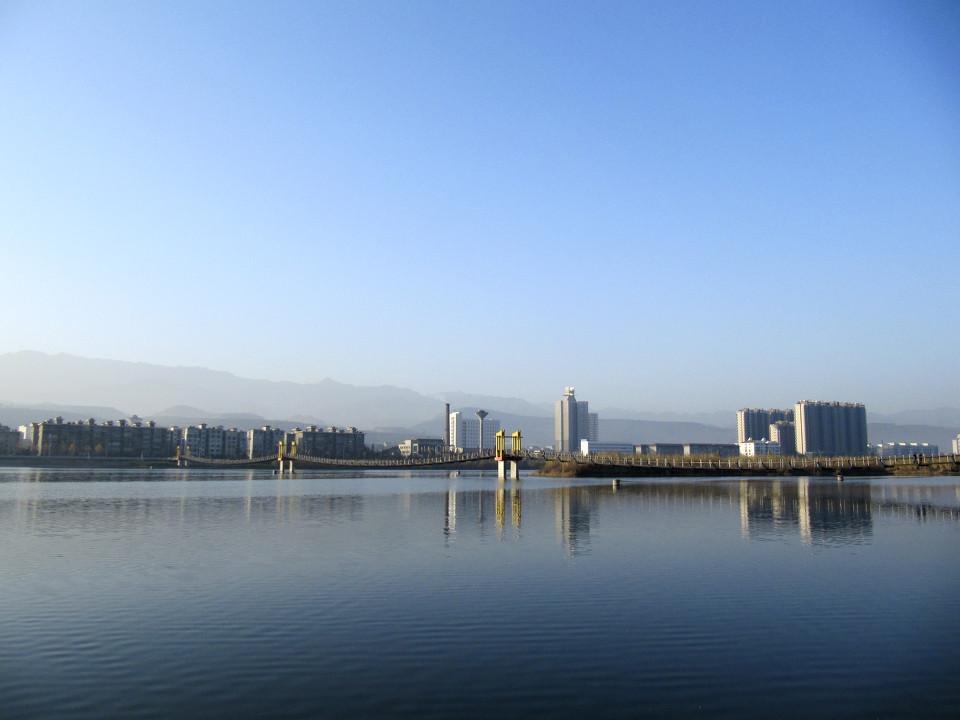 陕西省宝鸡市风景图片