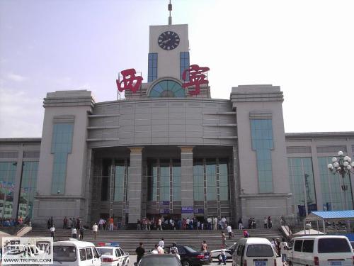 请问谁有青海西宁火车站老照片?