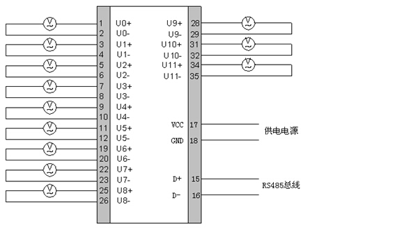 chcs-ads9015系列模拟量输入模块使用说明书v 3.
