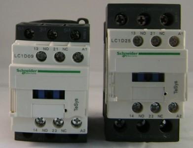 施耐德交流接触器LC1-D800