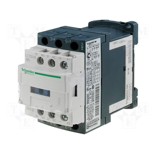 施耐德交流接触器LC1-D205