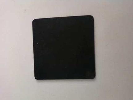 12mm黑色胶垫