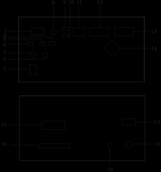 使用说明 (1)电源开关:在打开开关前,一定要看上面使用注意事项一节。 (2)启动 按钮:按一下此按钮,仪器处于测试状态。 (3)复位 按钮:测试结束后,按此按钮仪器复位,输出电压被切断;当仪器处于超漏报警时按此按钮也使仪器复位。 (4)测试/预置 按键:按下此键,可预置漏电流的数值,数值的大小由:漏电流表显示。弹起此键后,仪器处于测试状态。 (5)手动/定时键:按下此键仪器处于定时测试状态,(11)时间(S)数显表显示测试的时间;弹起此键,仪器处于手动控制状态,数
