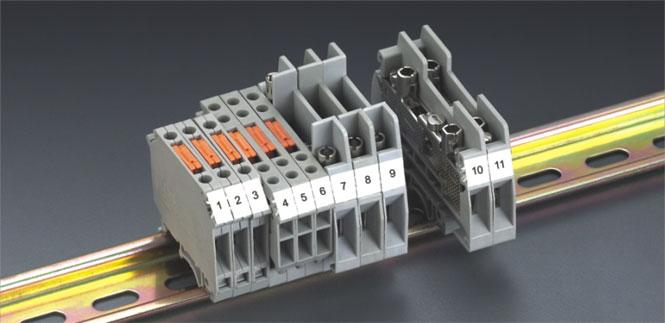 试验型接线端子