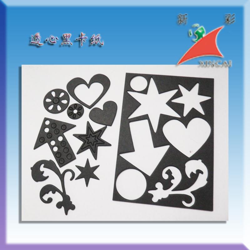 用卡纸做小动物拼图