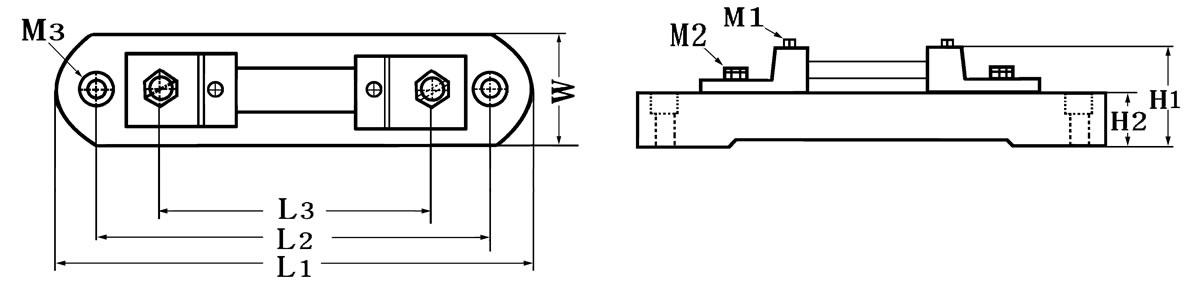 1A~125A分流器