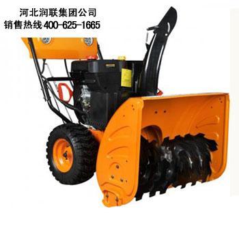 山东济南小型扫雪机和滚刷式扫雪机生产厂家 2015款图片