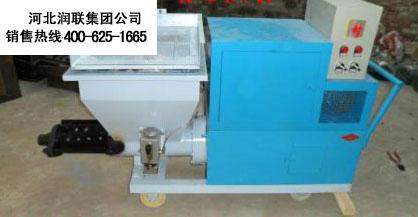 干湿两用石灰打膏机的原理_水泥石灰膏砂浆图片