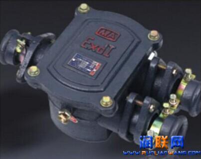 bhd2-20矿用隔爆防爆型低压电缆接线盒库号:jx019023