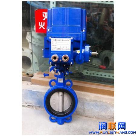 技术参数和性能qt系列防爆电动执行器技术参数d971x防爆电动蝶阀阀体