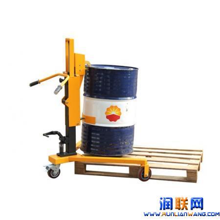 重庆 防爆油桶车和咬嘴油桶车原理