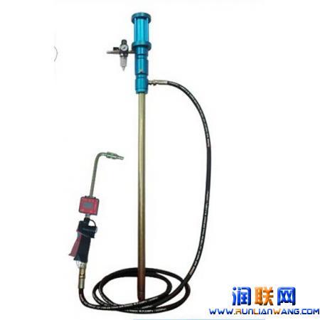 2t-2不锈钢气动插桶泵原理