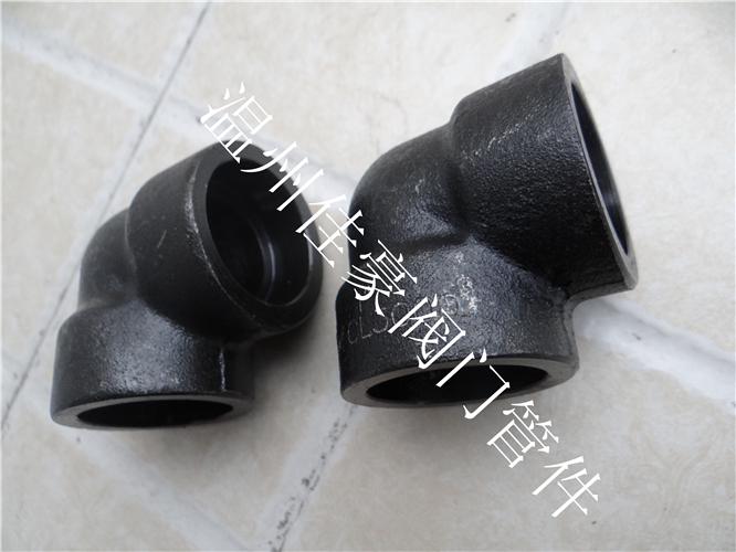 厂价批发不锈钢承插焊液压弯头 304焊接式高压管接头图片