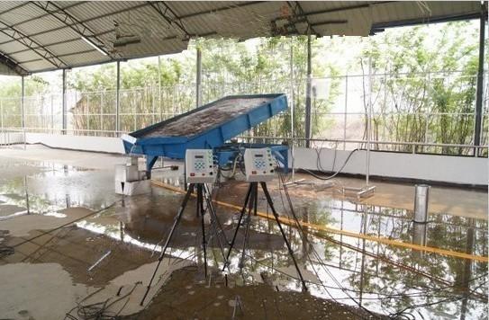 薄层水流测速仪