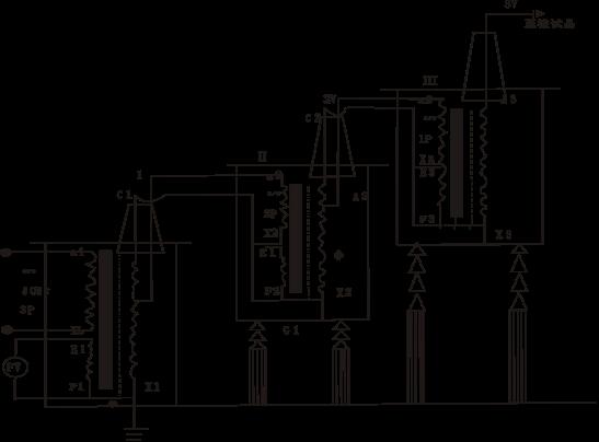 晟皋牌TQSB系列轻型高压试验变压器